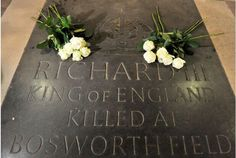 Richard III re burial at Leicester Cathedral March 2015