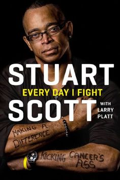 Hit me close to home.  A little too close at times.  But I got it and know exactly where he was coming from RIP & God Bless Stuart Scott