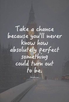 Just take the chance. It's a 50/50 moment. And maybe the better 50 is in your destiny. :)