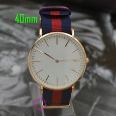 cool High Quality Daniel Wellington Watches dw women and men nylon Strap luxury wristwatch brand rose gold quartz watch hour unisex