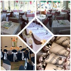 More chair covers for any event