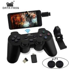 Wireless Gamepad PC  For PS3 Android Phone TV Box Joystick 2.4G Joypad Game Controller Remote For Xiaomi OTG Smart Phone     Tag a friend who would love this!     FREE Shipping Worldwide     Get it here ---> https://www.greatdealbazar.com/product/wireless-gamepad-pc-for-ps3-android-phone-tv-box-joystick-2-4g-joypad-game-controller-remote-for-xiaomi-otg-smart-phone/