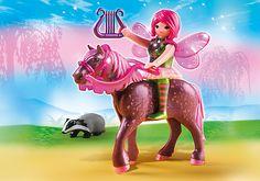 Fee Surya met Ruby-paard - PM - Netherlands PLAYMOBIL® Nederland