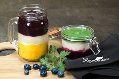 Dzisiejszy deser przygotowujemy z musów owocowo-warzywnych, które warto wykonać na początku postu i mieć w lodówce przez cały czas jego trwania .