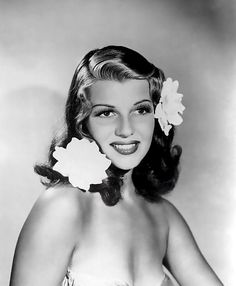 Happy cinco de mayo!! Rita Hayworth.