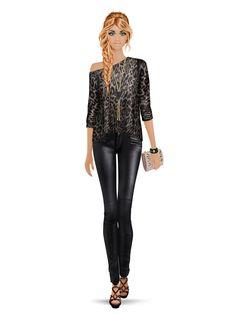 Karen London #covet #fashion Covet Fashion, Punk, London, Outfits, Style, Templates, Women's Fashion Dresses, Women, Swag