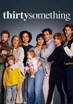 Thirtysomething (1987) Groundbreaking and insightful, this Emmy-winning series examines the lives of several suburban friends as they grapple with love, marriage, parenthood, work and the ever-present fear that life is passing them by. The stellar ensemble cast includes Ken Olin and Mel Harris as a devoted married couple, Patricia Wettig and Timothy Busfield as a couple coping with the realities of divorce, and Melanie Mayron as their insecure and single friend.
