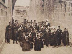 PALESTINE-TURKEY-JERUSALEM-MISSION-ST-VINCENT-DE-PAUL-ORPHANAGE-PC-HOLY-LAND