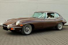 Online veilinghuis Catawiki: Jaguar E-Type 2+2 coupe - 1969