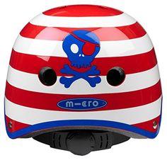 Micro - Casque trottinette - Helmet Pirate Small MICRO MOBILITY http://www.amazon.fr/dp/B00BFS21GC/ref=cm_sw_r_pi_dp_Mpjpwb0YE9538