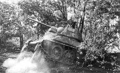 Танк Т-34–76 из 2-го гвардейского танкового корпуса. Курская дуга, июль 1943-го - К западу от Прохоровки: как это было   Военно-исторический портал Warspot.ru