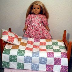 Baby Doll Blanket - Learn How to Quilt Kit for Beginners