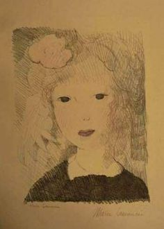 Find artworks by Marie Laurencin (French, 1883 - on MutualArt and find more works from galleries, museums and auction houses worldwide. Family Album, Art Moderne, Good Mood, Painters, Printmaking, Modern Art, Marie, Buffet, Abstract Art
