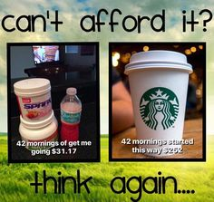 Have you thought or said you can't afford AdvoCare Spark? Think again! Saving money is like making money! -$31.17 for a 42 serving canister of Spark at 40% off -$41.56 for a 42 serving canister of Spark at 20% off -$51.95 for a 42 serving canister of Spark at full price www.TeamFlyingFit.com