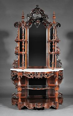 belle epoque antiques ornate chair if i ever get a study or games room that would be where. Black Bedroom Furniture Sets. Home Design Ideas