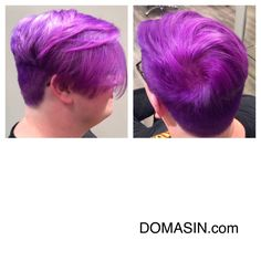 Cut, Color, Blow Dry www.DOMASIN.com #DOMASIN #Pasadena