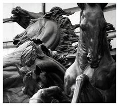 Four Horses of Helios - detail