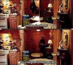 I wonder if I'll do something like this when I live alone.
