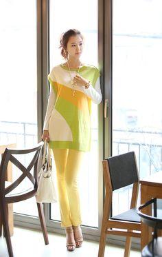 MODA COREANA: MODELOS DE PANTALONES PARA CHICAS - Mundo Fama Corea
