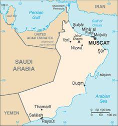 オマーンの地図 ◆オマーン - Wikipedia http://ja.wikipedia.org/wiki/%E3%82%AA%E3%83%9E%E3%83%BC%E3%83%B3 #Oman