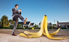 The Comedy Issue Of British GQ Features Andy Samberg And A Giant Banana