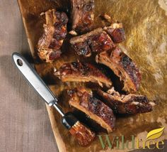 Wildtree's Korean BBQ Slow Cooker RibsRecipe