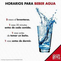 Si te cuesta tomar agua