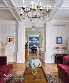 May 8th Release Date of the Spring/Summer 2015 Halstead Portfolio Magazine. This Pre-War Park Avenue duplex is the epitome of elegance and sophistication. See it all at www.halstead.com/9360543 #Manhattan #UpperEastSide #ParkAvenue #PreWar #Elegant #Portfolio #MagazineCover