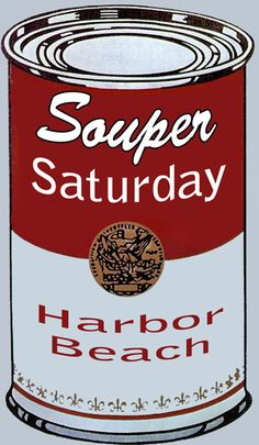 he chill of winter is in the February air. Visit Harbor Beach and have some soup warm it up a bit.