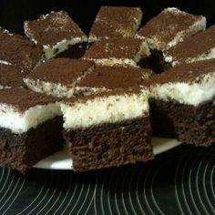 Hungarian Cake, Hungarian Recipes, Tiramisu, Food And Drink, Sweets, Ethnic Recipes, Foods, Cakes, Recipies