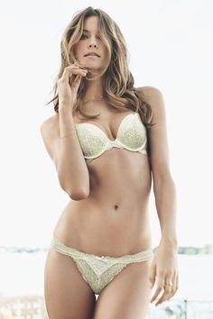 Behati Prinsloo #sexy #lingerie #brunette