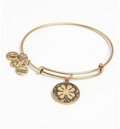 Alex and Ani 'Four Leaf Clover' Expandable Wire Bracelet : http://shop.nordstrom.com/s/alex-and-ani-four-leaf-clover-expandable-wire-bracelet/3603047?origin=keywordsearch-personalizedsort&contextualcategoryid=2375500&fashionColor=&resultback=300&cm_sp=personalizedsort-_-searchresults-_-1_1_A    Alex and Ani幸運手環