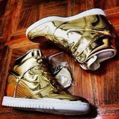 Nike liquid metal, a dream!!