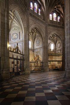 Cathedral, Segovia, Spain