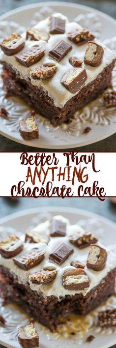 Better-Than-Anything Chocolate Cake