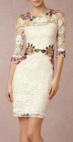 Dantelli Elbise Modelleri Son zamanlarda en çok ilgimi çeken elbise modelle… Lace Dress Models One of the most interesting dress Lovely Dresses, Elegant Dresses, Beautiful Outfits, Lace Dress, Dress Up, Dress Prom, Wedding Dress, Lace Outfit, Boho Dress