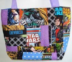 Star Wars Patchwork Purse by meanlook, $38.00