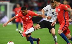 Sanchez makes history as Chile draw with Germany