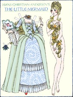 """the little mermaid"" - donald hendricks"