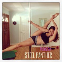 Steel Panther Pole moves, pole dancing, pole dance, pole fitness