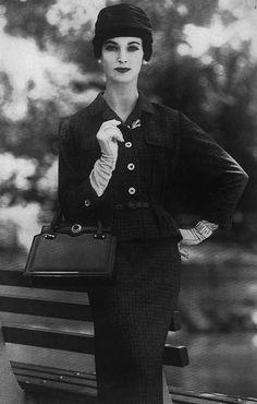 August Vogue 1956