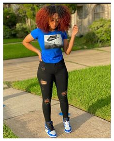Trendy Black Outfits, Baddie Outfits Casual, Swag Outfits For Girls, Cute Teen Outfits, Cute Outfits For School, Teenage Girl Outfits, Teen Fashion Outfits, Dope Outfits, 2000s Fashion