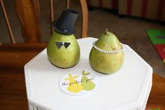 "Photo 2 of 7: Pears / Bridal/Wedding Shower ""A Perfect Pair"" 