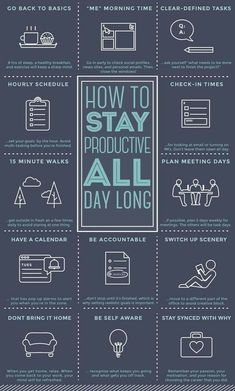 How To Stay Productive All Day - Productivity, Time Management, Motivation, & Goals Self Development, Personal Development, Leadership Development, Leadership Activities, Leadership Quotes, Professional Development, Software Development, Coaching Personal, Life Coaching