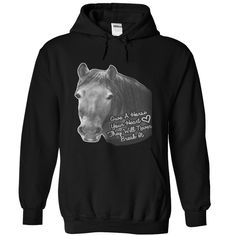 Give a Horse your heart T-Shirts, Hoodies. ADD TO CART ==► https://www.sunfrog.com/Pets/Give-a-Horse-your-heart-Black-17614580-Hoodie.html?id=41382