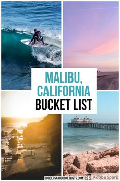 California Travel Guide, Malibu California, California Vacation, Usa Travel Guide, Travel Usa, Southern California, Travel Tips, Cool Places To Visit, Places To Travel