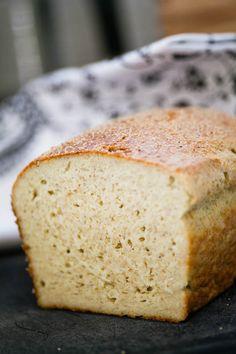LCHF Formfranska bread