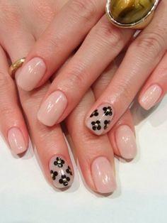 Chic and Easy diseños de uñas Otoño - Nadyana Revista