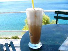 Frappé de Café Fake - confira esta receita de #bebidadukan !