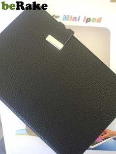 Vendo Case para ipad mini, realizado en piel de color negro, muy elegante con cierre de imán. pago por paypal y envío 3.00€ por correos....